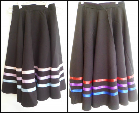RAD character skirt