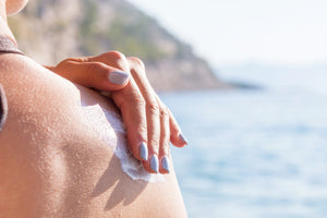 SUNSCREEN SPRAY AND LOTION CHEMICALS SOAK ALL THE WAY INTO YOUR BLOODSTREAM
