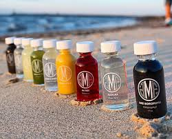 Montauk Flavors – Everything Healthy, Salty and Boozie. Water Already Added.