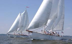 schooner windwind