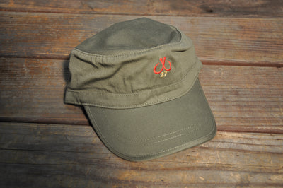 Military Style Twill Hat - Montauk Tackle Company