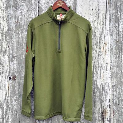 Medium Weight Performance 1/4 Zip Pullover - Montauk Tackle Company