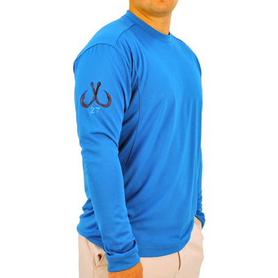 Performance Crewneck - Montauk Tackle Company