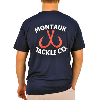 Performance Graphic Tee - Montauk Tackle Company