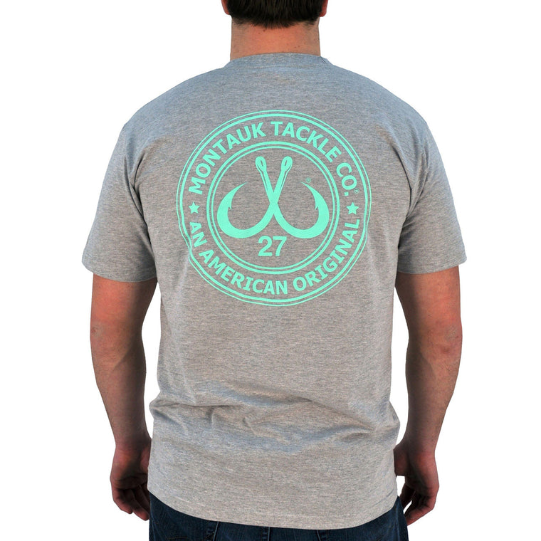 MTC Circle Logo Graphic Cotton Tee