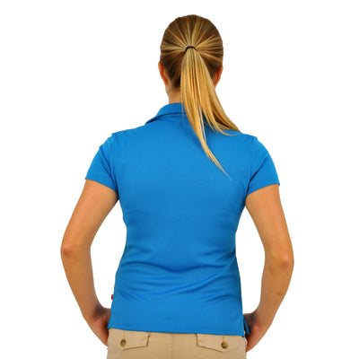 Women's Polo Shirt - Montauk Tackle Company