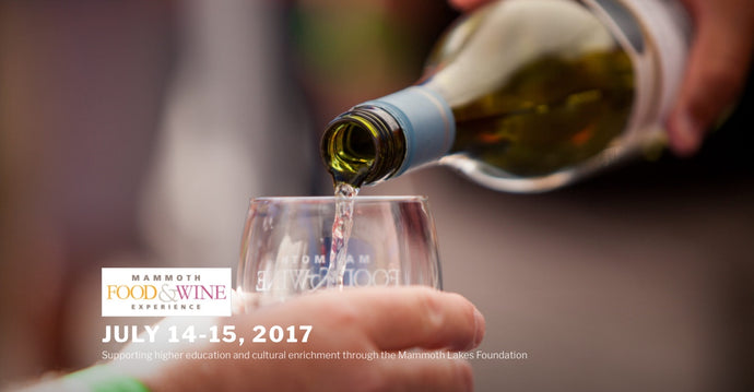 Mammoth Food & Wine Festival