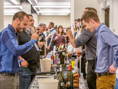 Taste from 100+ Wineries at SommCon