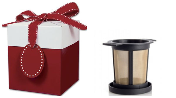 Gourmet Gift Set with Brew Basket