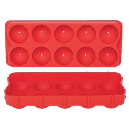 Cannonball Ice Cube Maker Trays