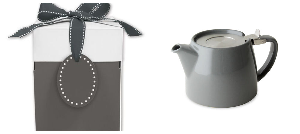 Gourmet Gift Sets with Teapot