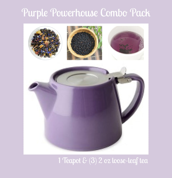 Purple Powerhouse Combo Pack