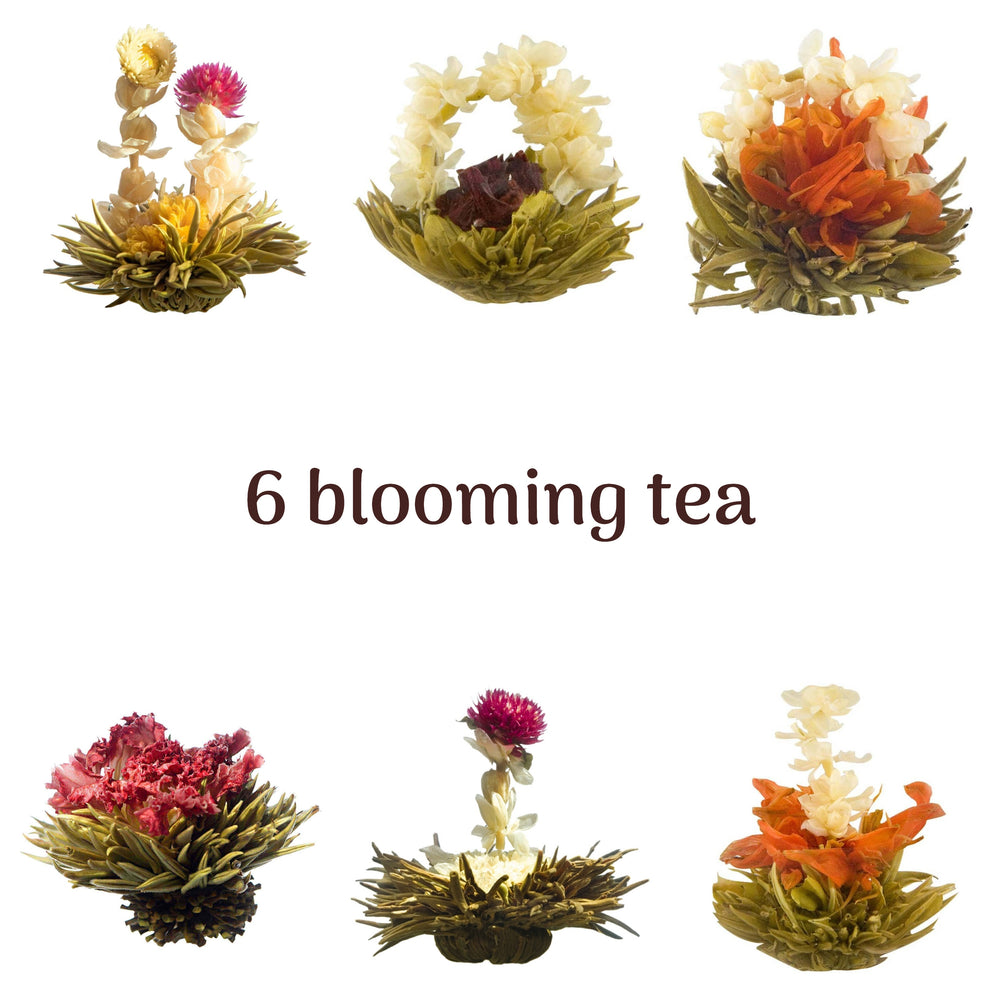 Ultimate Blooming & Loose- Leaf Tea with Teapot & Tumbler