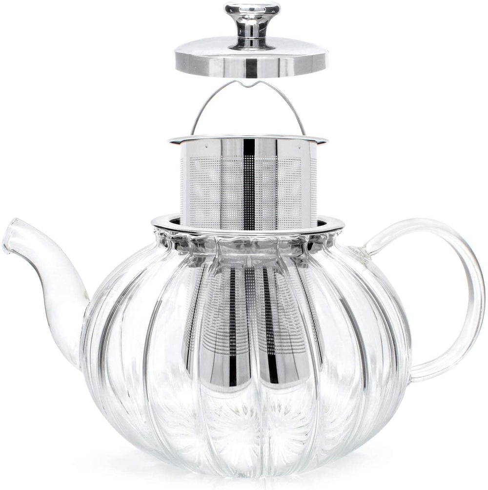 Vienna Glass Teapot