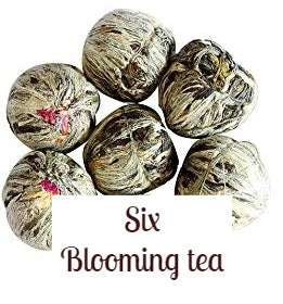 6 Blooming Tea Gift Box