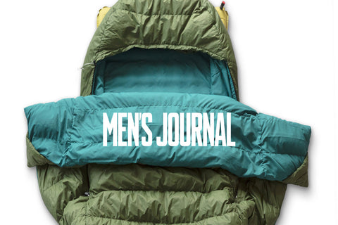 PRESS: Men's Journal reviews the Zenbivy Bed