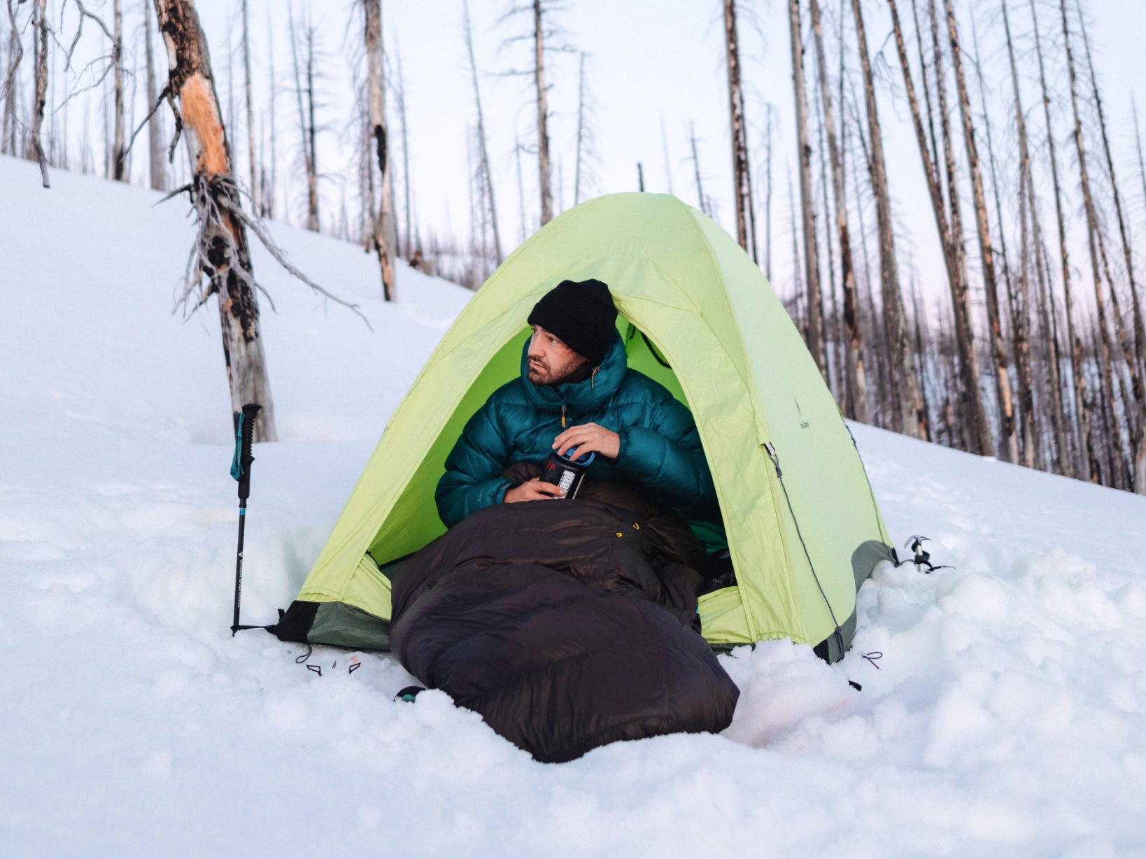 4 Tips for Sleeping Better in the Cold