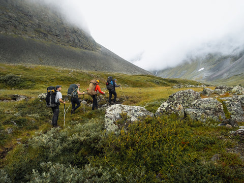 Trip Report: 5 Days in the Swedish Laplands