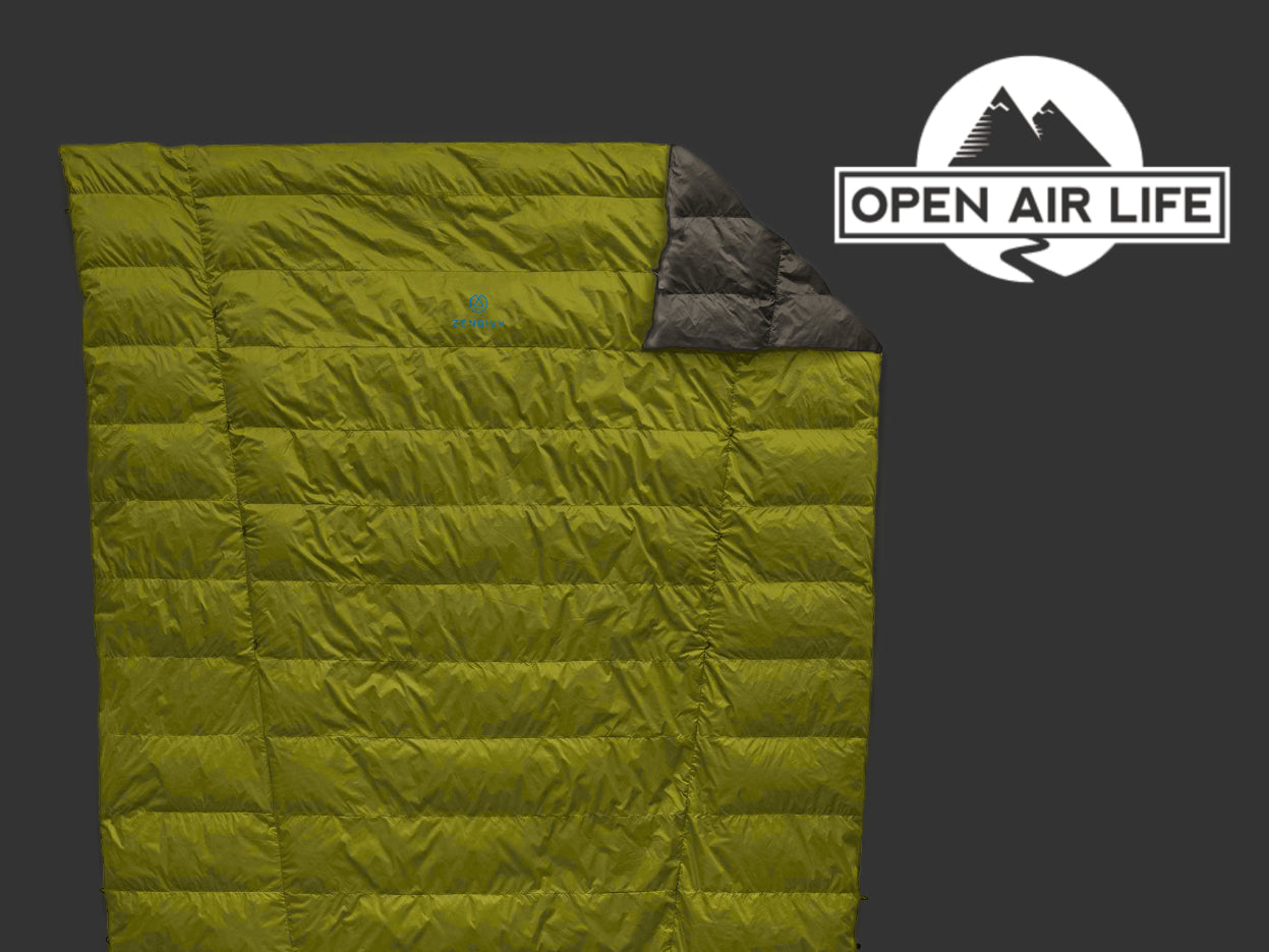 PRESS: Open Air Life includes the Light Quilt in their Backpacking Gear Guide