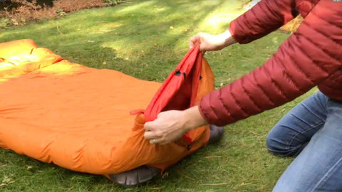 ZENBIVY LIGHT BED: Rectangular Footbox