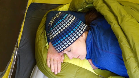 ZENBIVY VS. MUMMY: Stomach Sleeping