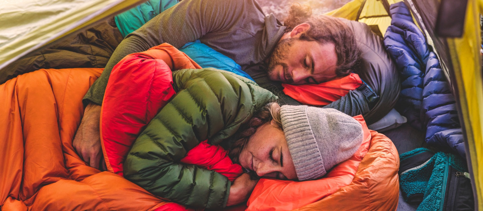 The Zenbivy Bed is the ultimate in backcountry comfort.