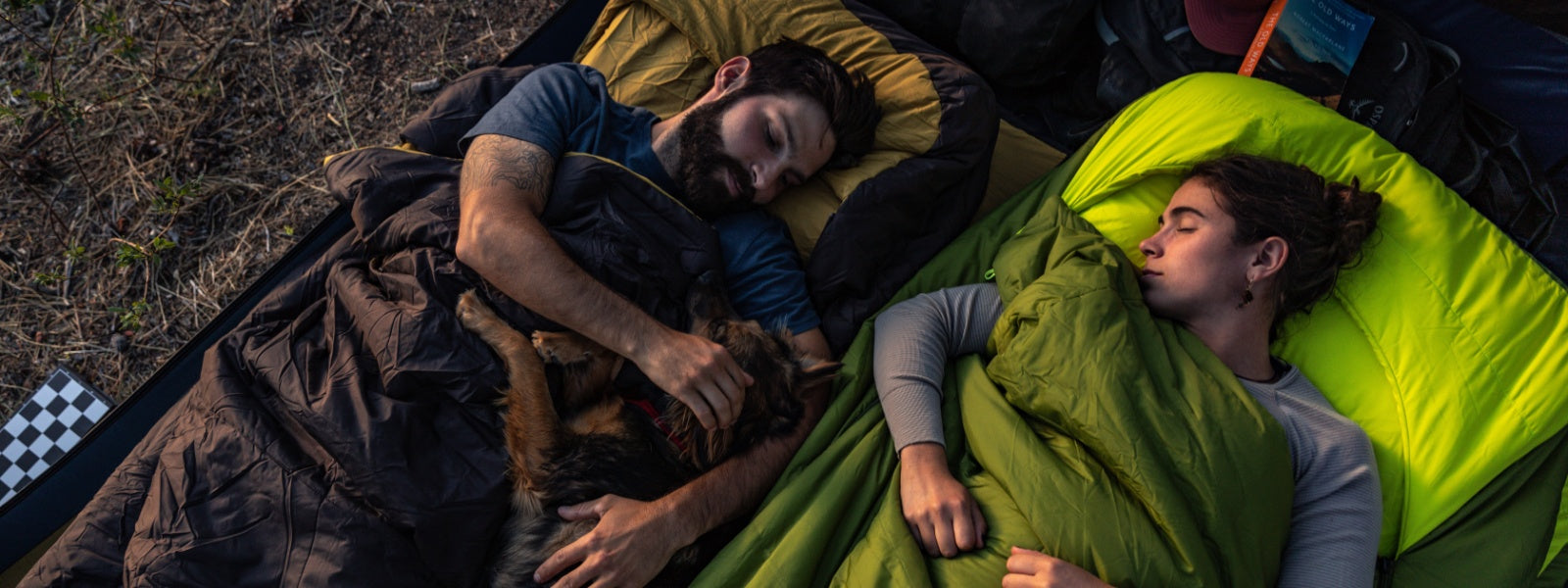 The Zenbivy MotoBed™ is a complete system that includes a dual-layer mattress, fitted sheet with integrated hood, rectangular quilt, pillowcase (for your pillow from home), and a convenient carry bag.