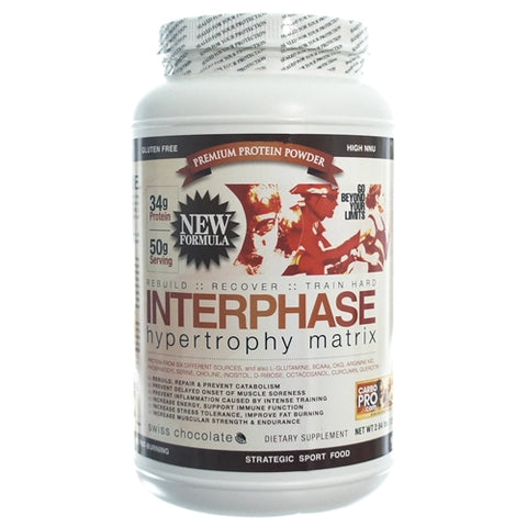Suplemento Vitamínico Carbopro Interphase Hypertrophy Matrix