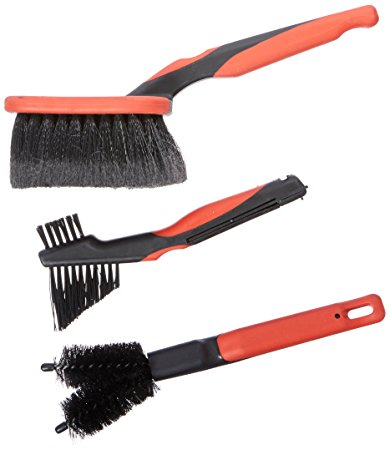 Set de cepillos Zefal Brush Set