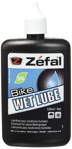 Lubricante Zefal Bike Wet Lube 125ml