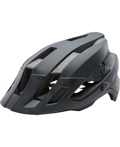 Casco MTB Fox Flux Black BLK