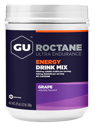 Hidratante GU ROCTANE ENERGY DRINK GRAPE