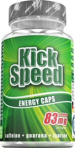 Suplemento Vitamínico Best Body Nutrition Kick Speed