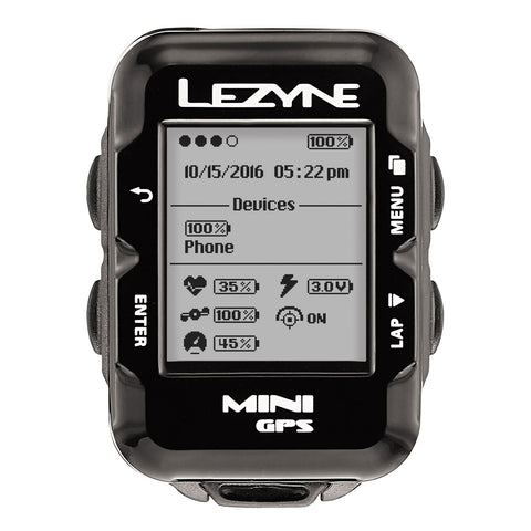 Mini GPS LEZYNE
