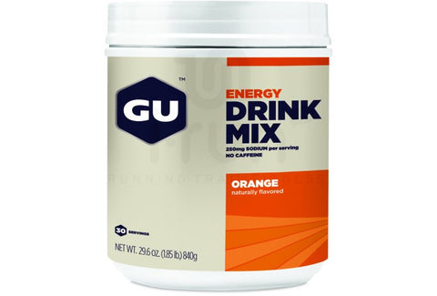 Hidratante GU DRINK MIX ORANGE