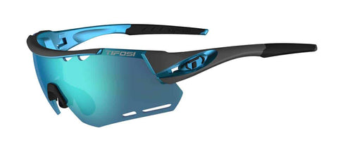 Anteojo Tifosi Alliant Gunmetal / blue