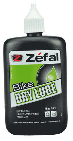 Lubricante Zefal Bike Dry Lube 125ml