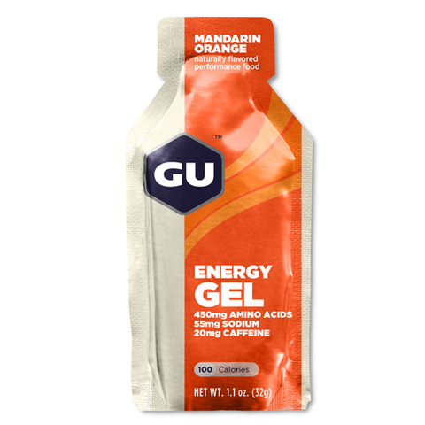 Gel GU Mandarin Orange Energy Gel