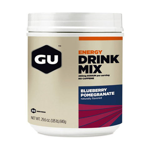 Hidratante GU Drink Mix Blueberry Pomegranate