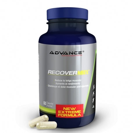 Suplemento Vitaminico Performance Advance Recovermax