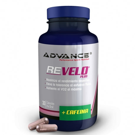 Suplementos vitaminicos Advance Revelo Plus