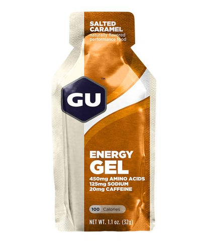 Gel GU Salted Caramel Energy Gel