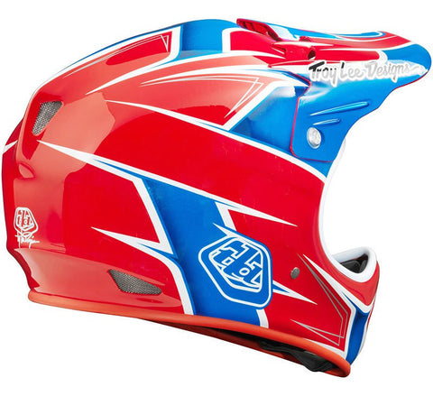 Casco Troy Lee Design D2
