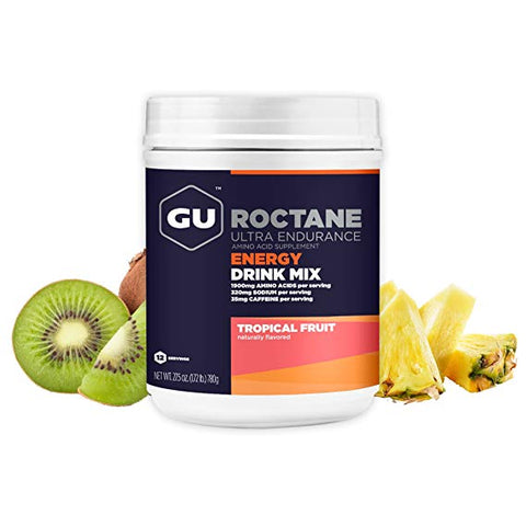 Hidratante Gu Roctane Energy Drink Tropical Fruit