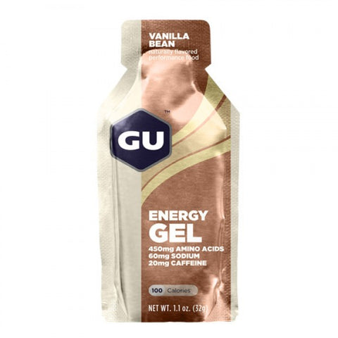 Gel GU VAINILLA BEAN Energy Gel