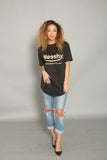 Neeshy Scoop Long Tee Gold