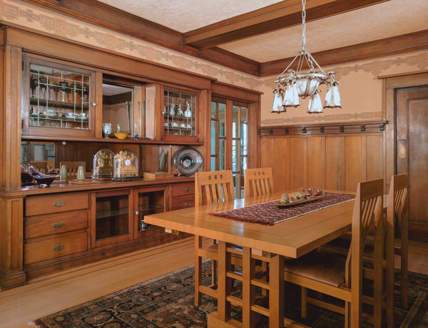 Laurelhurst Dining Room Project