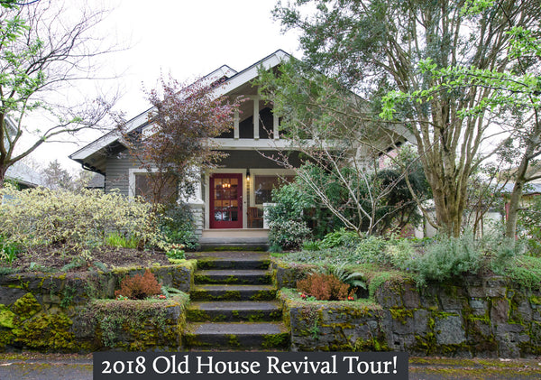 Architectural Heritage Center's 2018 Old House Revival Tour