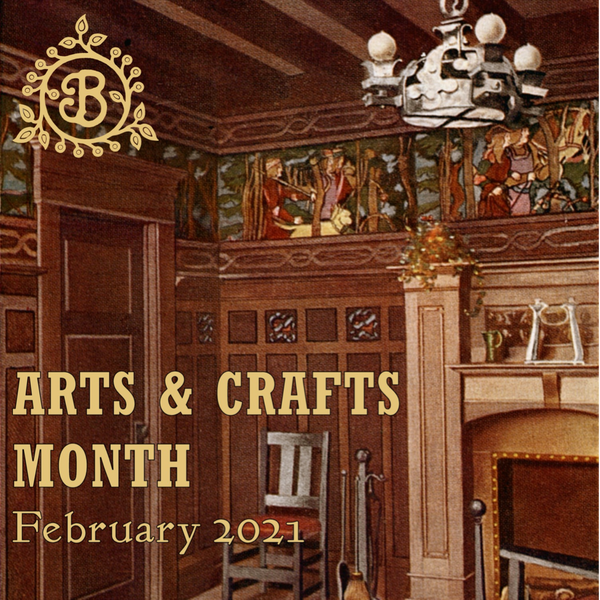 ARTS & CRAFTS MONTH: FEBRUARY 2021