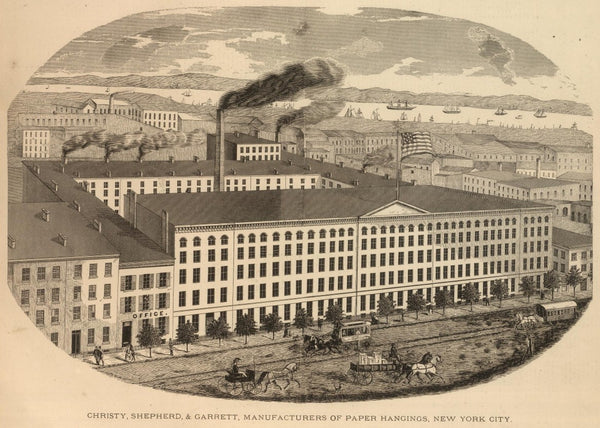 1875 Christy Shepherd & Garrett Factory